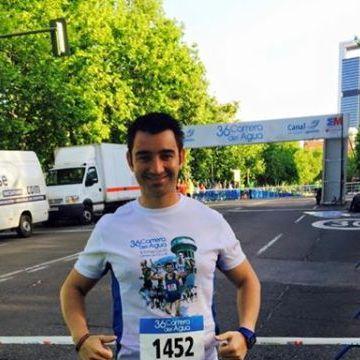 Ismael Martínez, 37, Barcelona, Spain