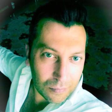 Pasha Cagatay, 32, Ankara, Turkey