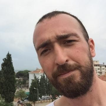 Sedat Turker, 34, Alasehir, Turkey