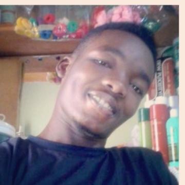 Gilbert Agyemanpaintsil, 24, Gabbs, United States