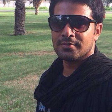 Zaheer Virk, 26, Sharjah, United Arab Emirates