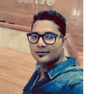 Zain Baig, 25, Mumbai, India