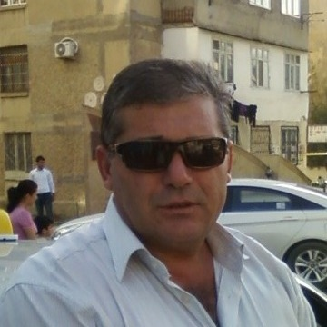 Maqa, 52, Baku, Azerbaijan