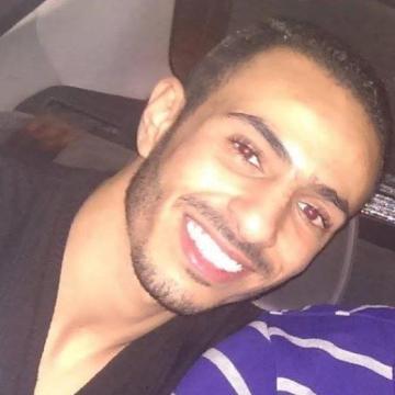 Youssef Lahmid, 24, Agadir, Morocco