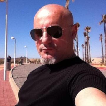 Jose Javier Montero Vizcaino, 44, Almeria, Spain