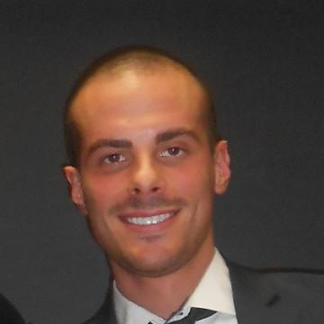 Mattia Sergi, 30, Novara, Italy