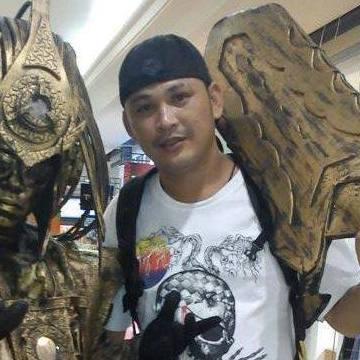 Nolie Latayan, 36, Batangas City, Philippines