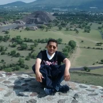Edgar Guerrero, 37, Mexico, Mexico