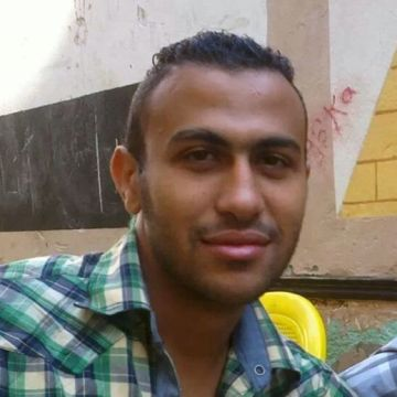 Ahmed Kaboo, 28, Cairo, Egypt