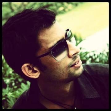 Sahil Kenkre, 29, Dubai, United Arab Emirates