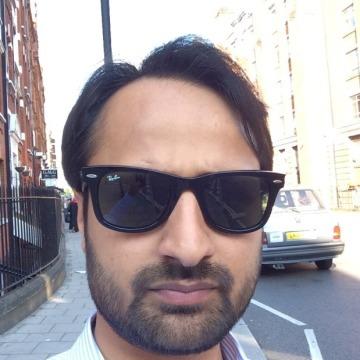 Adnan Khan, 31, Islamabad, Pakistan