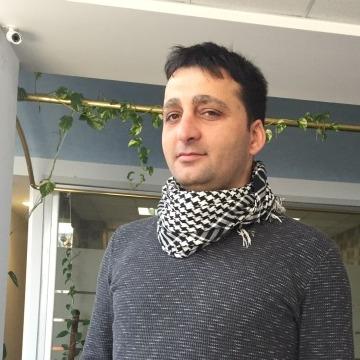Kayhan Merdan, 39, Istanbul, Turkey