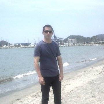 Ivan Martin Carrasco, 34, Barcelona, Spain
