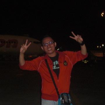 benny wijaya, 34, Jakarta, Indonesia