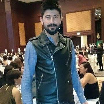 Bilal Sebastiyan, 28, Istanbul, Turkey