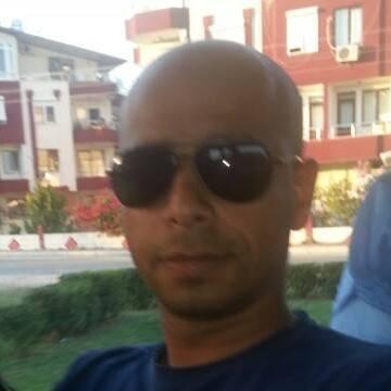 Sıtkı Tuncay, 33, Antalya, Turkey