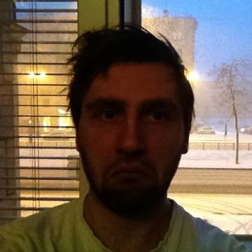 Evgeny Pupsik, 29, Saint Petersburg, Russia