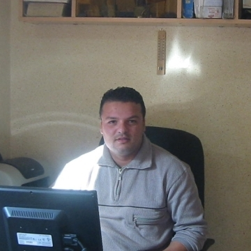 Brahim Sami, 36, Alger, Algeria