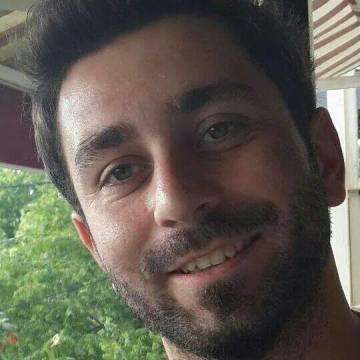 Sercan Demir, 27, Istanbul, Turkey
