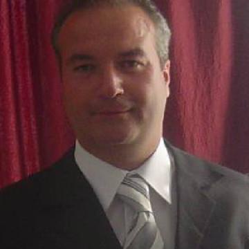 Kenny Ericsson, 47, London, United Kingdom