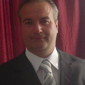 Kenny Ericsson, 48, London, United Kingdom