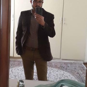 mahdi, 24, Tehran, Iran