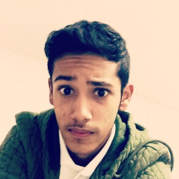 Mojahed, 20, Dammam, Saudi Arabia