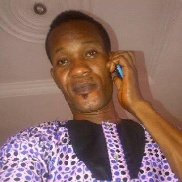 Harrison Jadesimi, 39, Lagos, Nigeria
