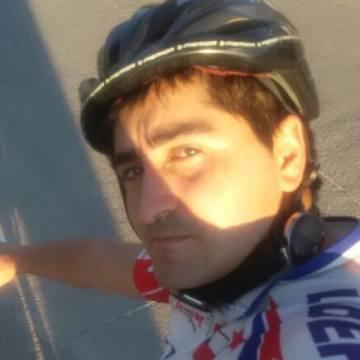 manuel alejandro cortez, 33, Santiago, Chile