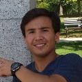 Jumanazar Jumayew, 24, Ankara, Turkey
