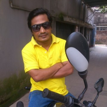 Jhony Palash Gain, 36, Dhaka, Bangladesh