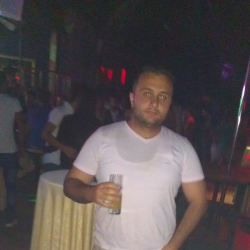Sehriyar İbadov, 28, Mugla, Turkey