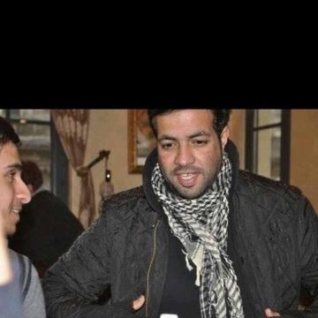 Mohamed Beljafla, 41, Frankfurt, Germany