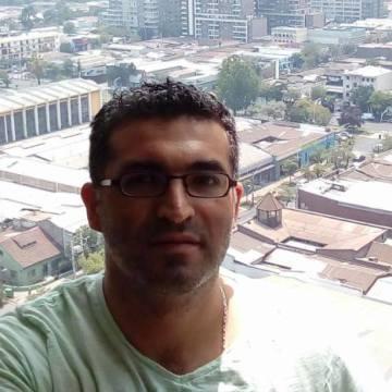 Carlos Ramírez Cáceres, 32, Santiago, Chile