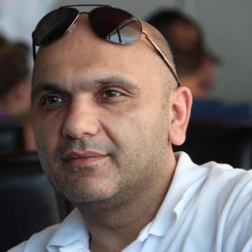 Fuad, 43, Baku, Azerbaijan