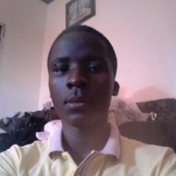 Bomboka Robert, 24, Kampala, Uganda