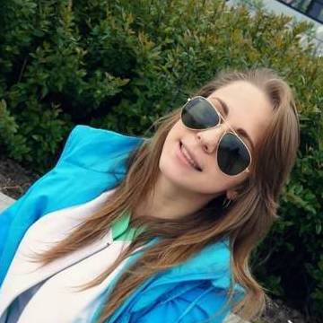 Alina, 24, Petrozavodsk, Russia