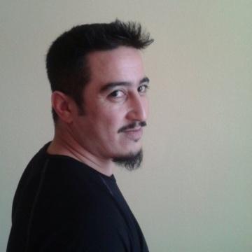 Mehmet Ünalmış, 35, Konya, Turkey