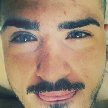 Gioacchino , 23, Napoli, Italy
