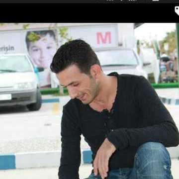 Gökhan Tanrıverdi , 33, Izmir, Turkey