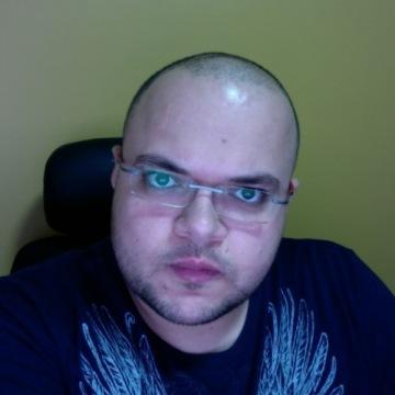 Raeed, 30, Cairo, Egypt