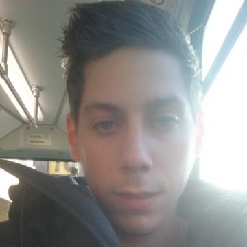 Florian Sutter, 25, Basel, Switzerland