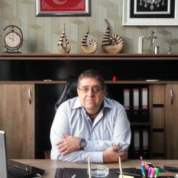 Ali Kamer, 46, Istanbul, Turkey