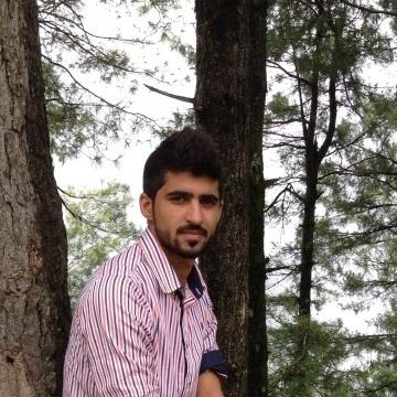 Haseeb Shahid, 27, Gujrat, Pakistan