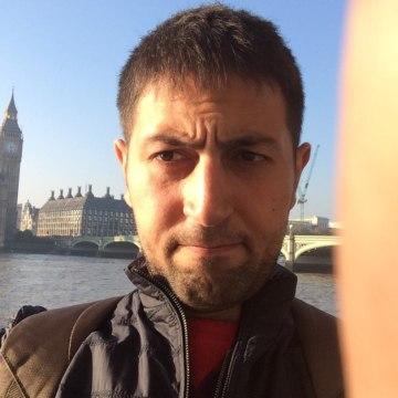 Aram, 29, London, United Kingdom