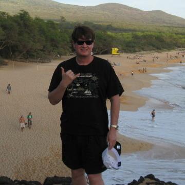 Graham , 47, Kihei, United States