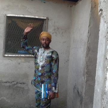 lucky, 35, Monrovia, Liberia
