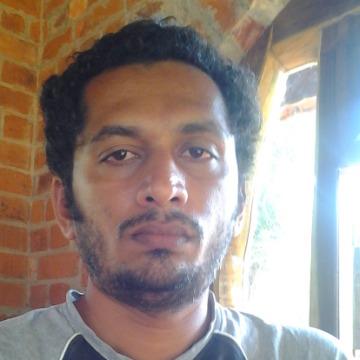 Ravi Bhat, 35, Karwar, India