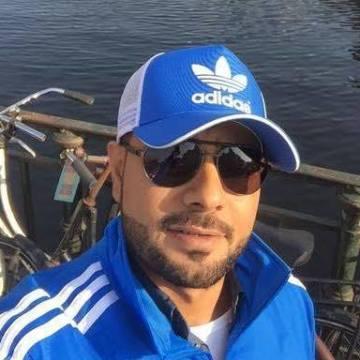 Sultan Al Mansoori, 34, Abu Dhabi, United Arab Emirates