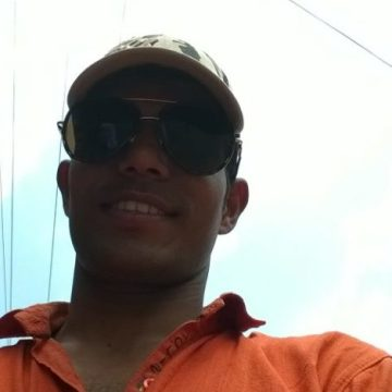 Anoop Thekkemannil, 29, Cochin, India